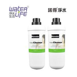 【淨水生活】《Norit 諾得淨水》公司貨 台灣諾得淨水 PP纖維前置濾心【24.2.100】(2入)