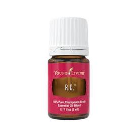 Young Living RC Essential Oil ~ ~5 ml 呼吸暢順精油