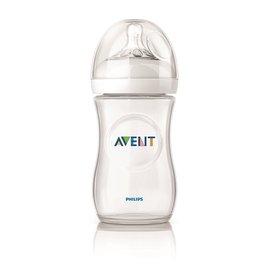 PHILIPS AVENT 親乳感寬口PP防脹氣奶瓶-260ml