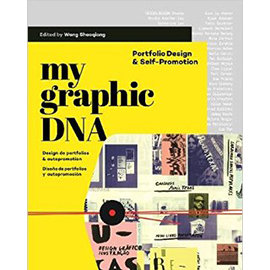 MY GRAPHIC DNA: PORTFOLIO DESIGN   SELF~PROMO