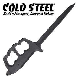 ~詮國~Cold Steel 塑鋼防身系列 ~ FGX Chaos 護手三角短劍塑鋼訓練刀
