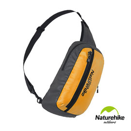 Naturehike 8L戶外輕量單肩斜背包 風行包 橘色