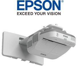 愛普生 EPSON EB~580 超短距 觸控互動投影機 貨 EB580