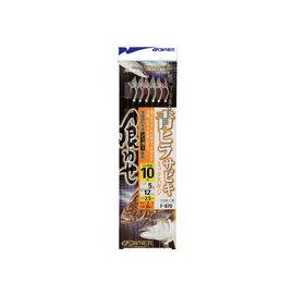 ◎百有釣具◎OWNER 歐娜 F-870(30870) 附系魚皮鉤 規格:10號