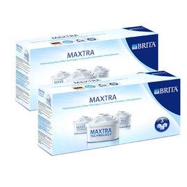 德國BRITA 八週長效MAXTRA濾芯6入
