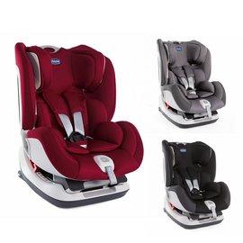 義大利【Chicco】Seat up 012 Isofix 汽車安全座椅 -3色  (時尚灰-11月底到貨)
