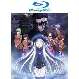 BD藍光:蒼藍鋼鐵戰艦 Cadenza 劇場版 Blu~ray Arpeggio of B