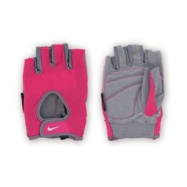 NIKE 女用基礎健力手套(健身 自行車 單車 半指手套 重量訓練【98250245】≡排汗專家≡