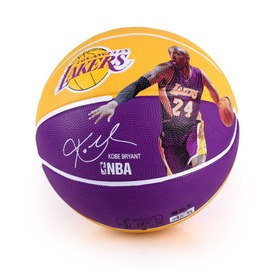 SPALDING 湖人-布萊恩 Kobe Bryant #7 籃球(斯伯丁 7號球 NBA【99301451】≡排汗專家≡