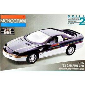 美國MONOGRAM 93 CAMARO Z28 INDIANAPOLIS 500 PAC