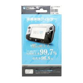 任天堂 Nintendo WiiU GamePad HORI 觸控螢幕保護貼~台中恐龍電玩