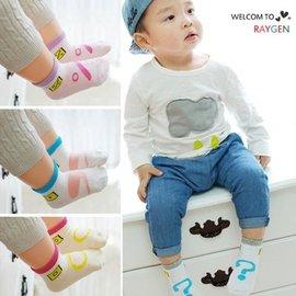 兒童夏季薄棉標點符號網眼襪 襪子【HH婦幼館】
