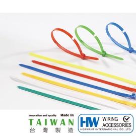 ~和旺電配~HW~292 B  中型~尼龍束線帶 束帶 束線帶 紮線帶 292x3.6mm