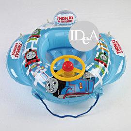 湯瑪士小火車造形列 兒童游泳圈 愛德華 哈洛 享利 火車鐵道迷momo 親子 婦幼飛機 T