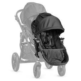 【紫貝殼●現貨】『GB08-4』【限量●黑框黑】2016年新款 Baby Jogger City Select 推車座椅(Second Seat)雙人第二座椅【公司貨】