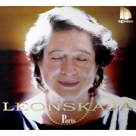 EAS29237 蕾翁絲卡雅  巴黎∼法國鋼琴作品集 Elisabeth Leonskaj