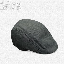 ~麥帽狼~網點 小偷帽 鴨舌帽 穿搭  B_1047