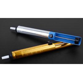 實用好操作焊接吸錫器 DIY  /電腦 / 電器 / 家電 (藍色) [CHT-00002]