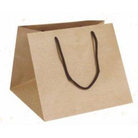 ~1768 網~^(見圖1^)8吋蛋糕~牛皮乳酪蛋糕袋袋~棉繩^(咖啡^) 底板~20入