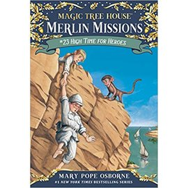 MAGIC TREE HOUSE MERLIN MISSIONS #23 HIGH TIM