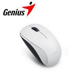 Genius 昆盈 NX~7000 藍光無線滑鼠~氣質白  NX~7000~WH