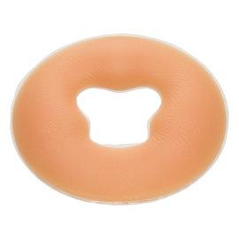 ~沙龍之星~Nechura矽膠面枕~橘色 按摩 spa 臉枕 沙龍設備 靠墊 零壓力