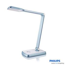 PHILIPS 飛利浦 Spade Pro 炫彥LED檯燈(藍) 71664