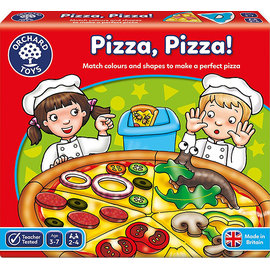 Orchard Toys Pizza Pizza^! 烹飪比賽桌遊