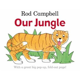Our Jungle 我們的叢林(翻翻書)