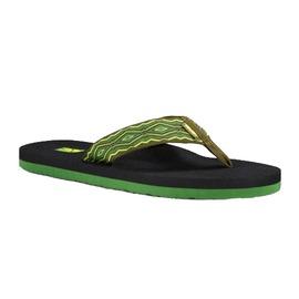 TEVA  Mushroom 經典織帶 超柔軟 夾腳運動拖鞋-4168QNGR