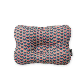 【 限定特價$799】韓國【 Borny 】3D透氣蜂巢塑型嬰兒枕(0~6個月適用) (混搭色)