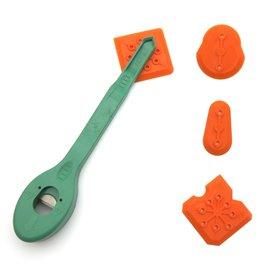 ~CP好物~多 矽膠填縫刮刀組 Silicon刮刀組 矽膠 漏水 填縫 矽利康刮刀組 修飾