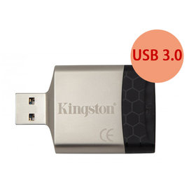 KINGSTON 金士頓 USB3.0~FCR~MLG4~MobileLite MLG4