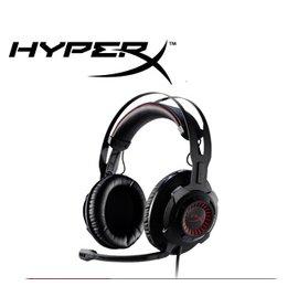 【金士頓 電競】HyperX Cloud Revolve r耳罩式耳機麥克風 (HX-HSCR-BK)