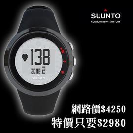 探險家露營帳篷㊣【最低4折起】SS015854000 Suunto M2 Men Black電腦錶(黑)