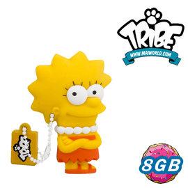 辛普森一家 強勢來襲義大利TRIBE~辛普森一家 8GB 隨身碟 ~ 花枝^(LISA^)