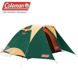 探險家戶外用品㊣CM-27278 美國Coleman  TOUGH 鋁合金六人帳棚 /3025 露營帳蓬300x250家庭帳篷 另售CM-27279