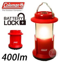 探險家戶外用品㊣CM~27298 美國Coleman PACKWAY伸縮LED營燈 400