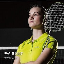RSL_2016 POLO排汗衫-輕盈綠 女