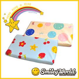 聰明媽咪~ Smiley World 恆溫水冷凝膠兒童平枕
