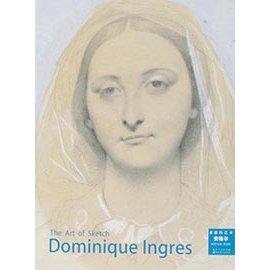素描的藝術:安格爾 DOMINIQUE INGRES ^(9787539475691^)