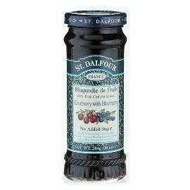 法國~ST.DALFOUR~聖桃園果醬 天然綜合野莓 ^( 284公克^)