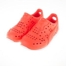 PUMA  RS200INJEX 兒童 洞洞 運動涼鞋-紅/白 354968-12