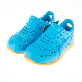 PUMA  RS200INJEX 兒童 洞洞 運動涼鞋-藍/橘 354968-11