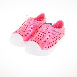 Skechers  Guzman  兒童 洞洞涼鞋-粉 86708NPNK