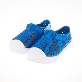 Skechers  Guzman  兒童 洞洞涼鞋-藍 92115NRYBK