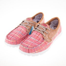 Skechers  On the Go 航行 休閒 柔軟 帆船鞋 13839RED