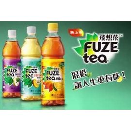 ~FUZE TEA 飛想茶 ~芒果洋甘菊 雪梨鼠尾草 檸檬紅茶6入