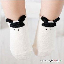 超萌米老鼠小耳朵造型短襪 防滑襪【HH婦幼館】
