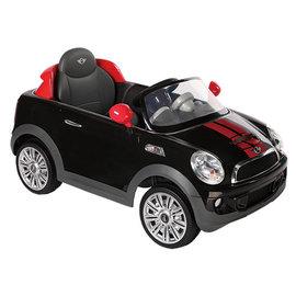 【店面購買4700元】『CK01』2016年 兒童電動車Mini CooperS 遙控電動車 黑色【型號W456EQ】【贈純植物精油防蚊液 60ml】